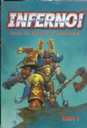 Inferno! Tales of Fantasy & Adventure Issue #1 Games Workshop Comic Magazine